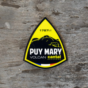 Magnet vert Puy Mary