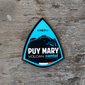 Magnet bleu Puy Mary