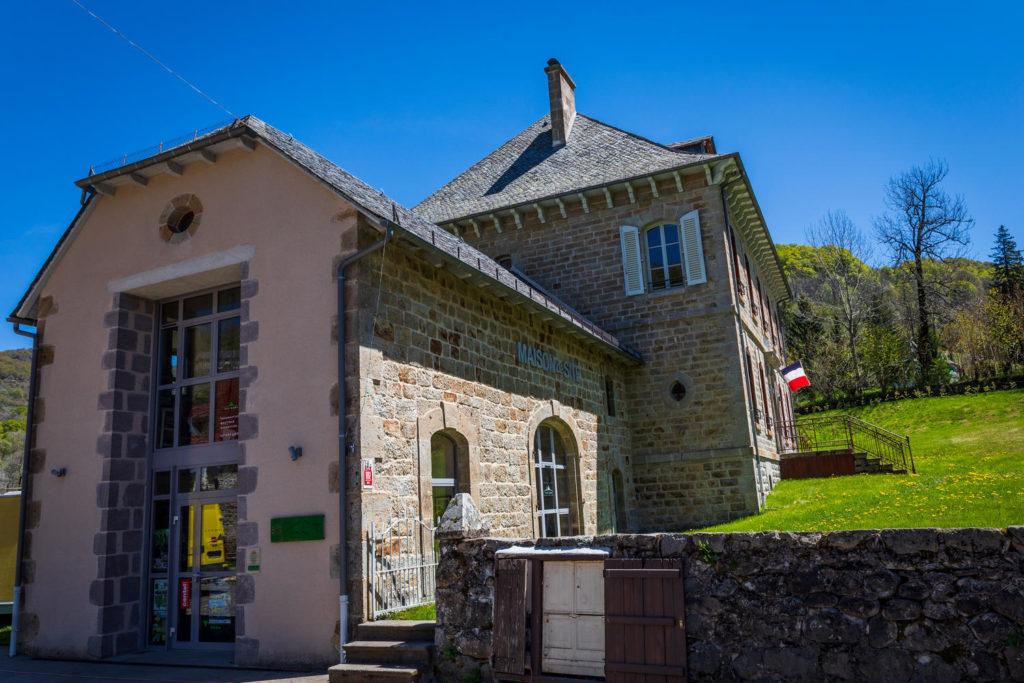Maison de Site de Mandailles-Saint-Julien