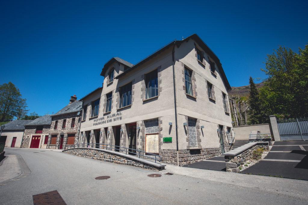 Maison de Site du Falgoux