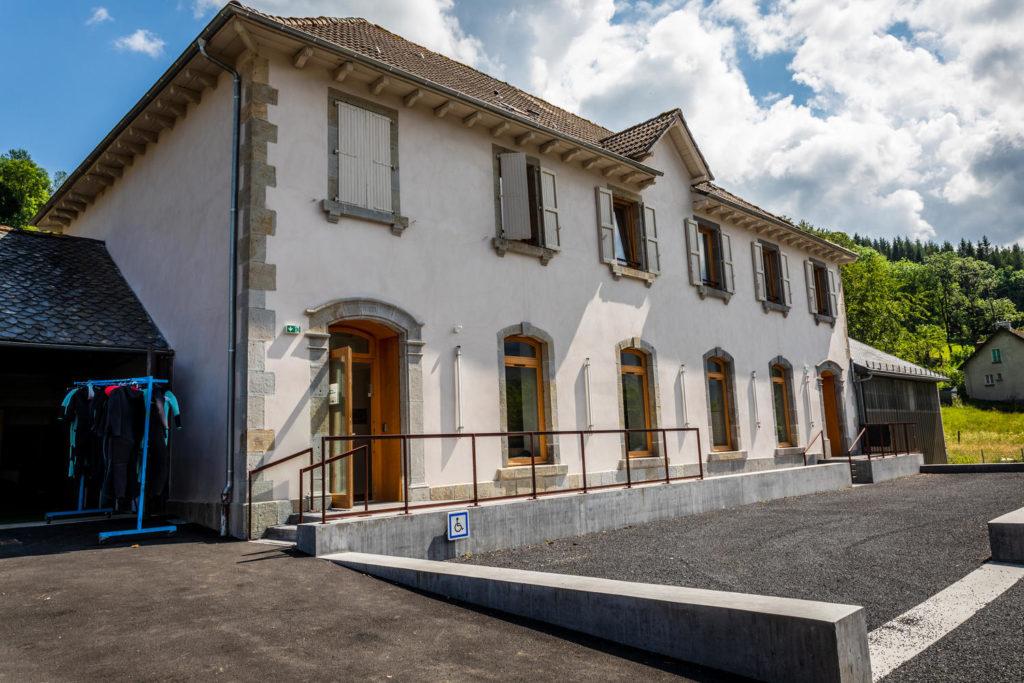 Station pleine nature de Mandailles-Saint-Julien