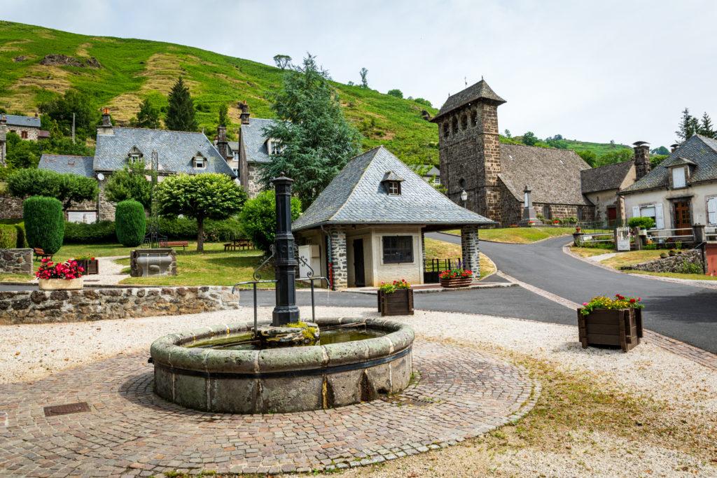 Village de Saint-Projet-de-Salers
