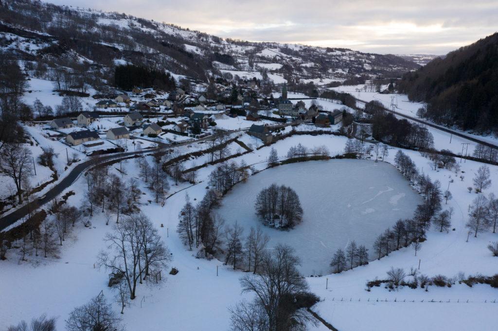 Village de Laveissière