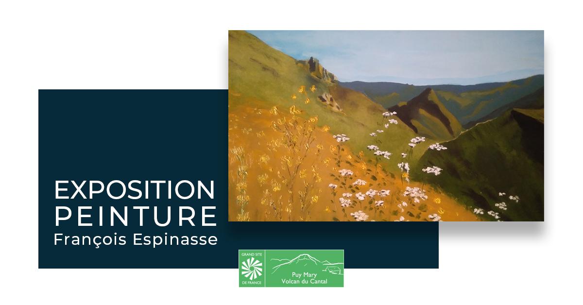 Bannière exposition François Espinasse