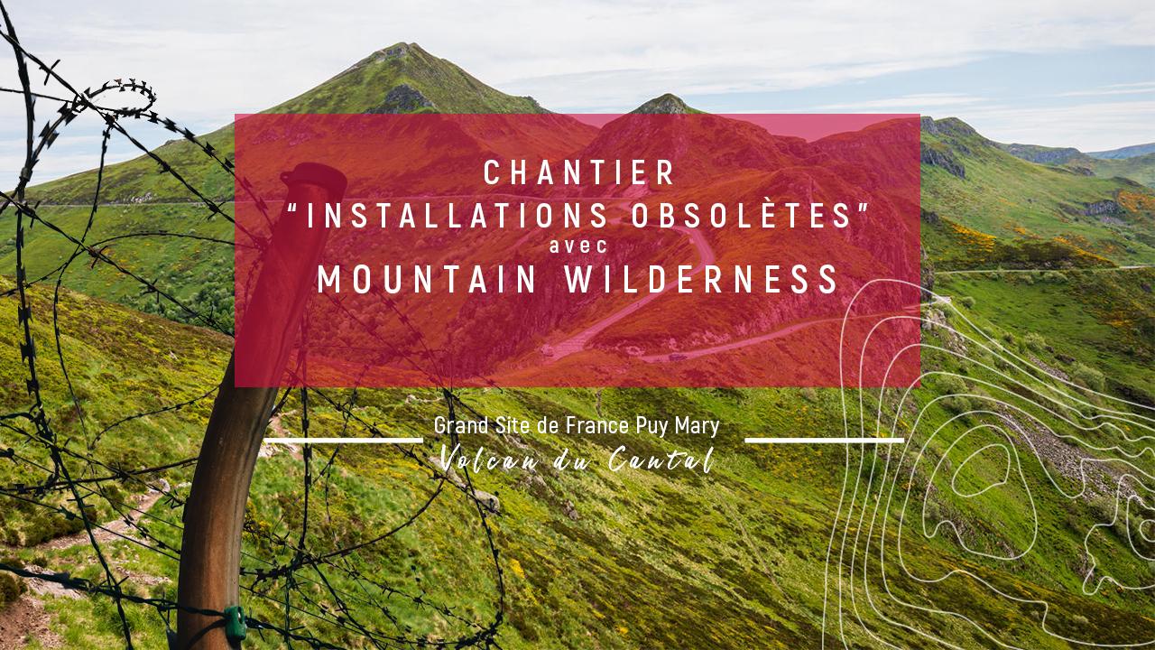 Bannière Mountain wildernesse