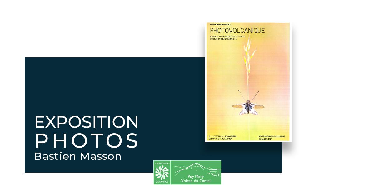 Bannière exposition Bastien Masson